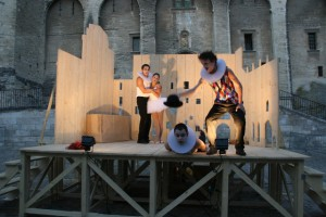 Photo de la pièce d théâtre. ouverture dans une nouvelle fenêtre