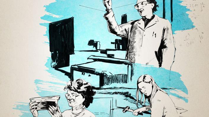 Picture-a-scientist